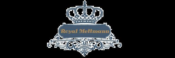 LOGO ROYAL METTMANN BLUE